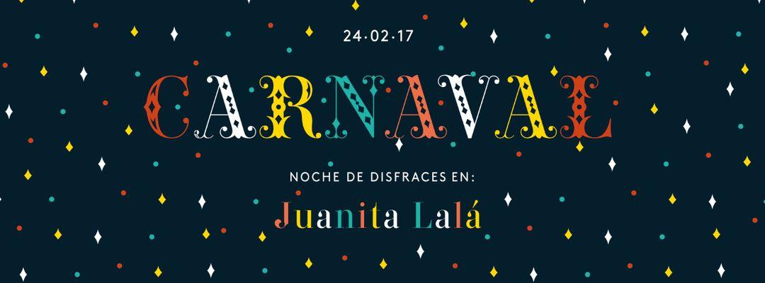 Cartel del evento Carnaval Carnaval