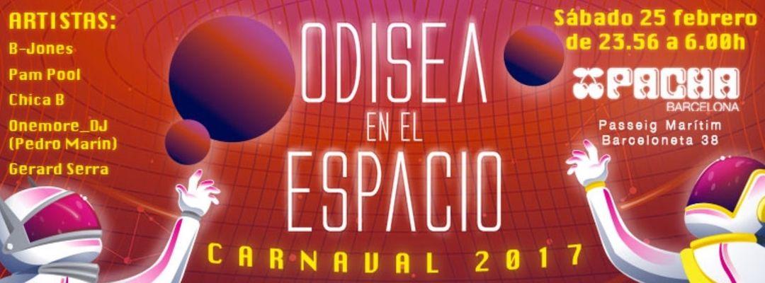 Couverture de l'événement Carnaval hosted by Panteras Grogues
