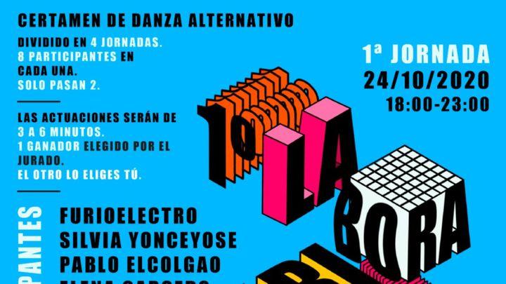 Cover for event: Certamen de danza alternativo