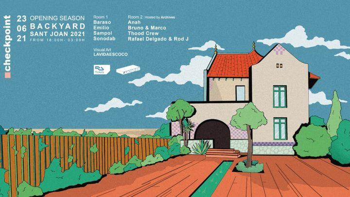 Cover for event: ■ Checkpoint Sant Joan 2021 Backyard Edition