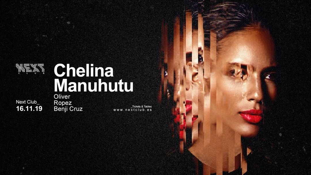 Chelina Manuhutu | Next Club event cover