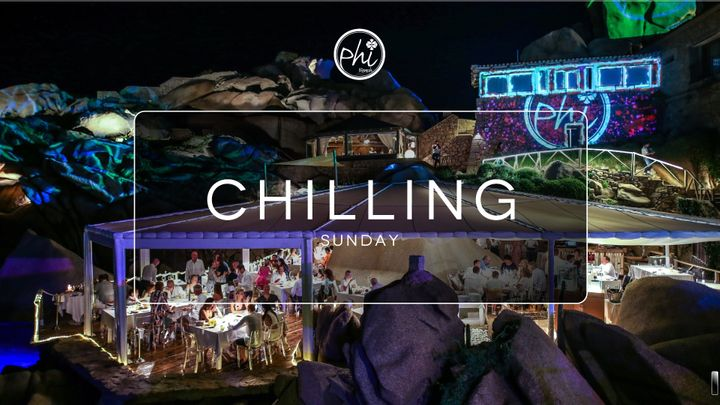Cover for event: Chilling Sunday - August 8th