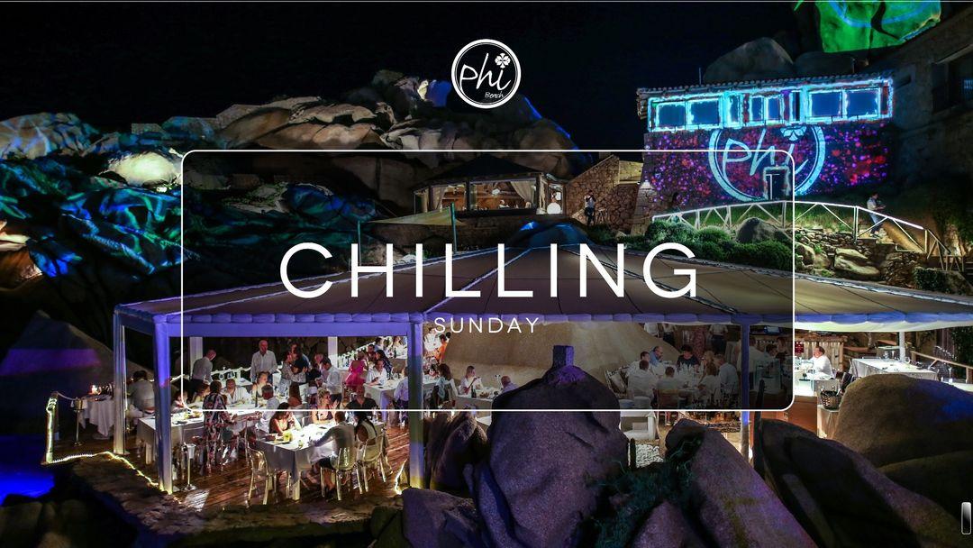 Couverture de l'événement Chilling Sunday - August 1st