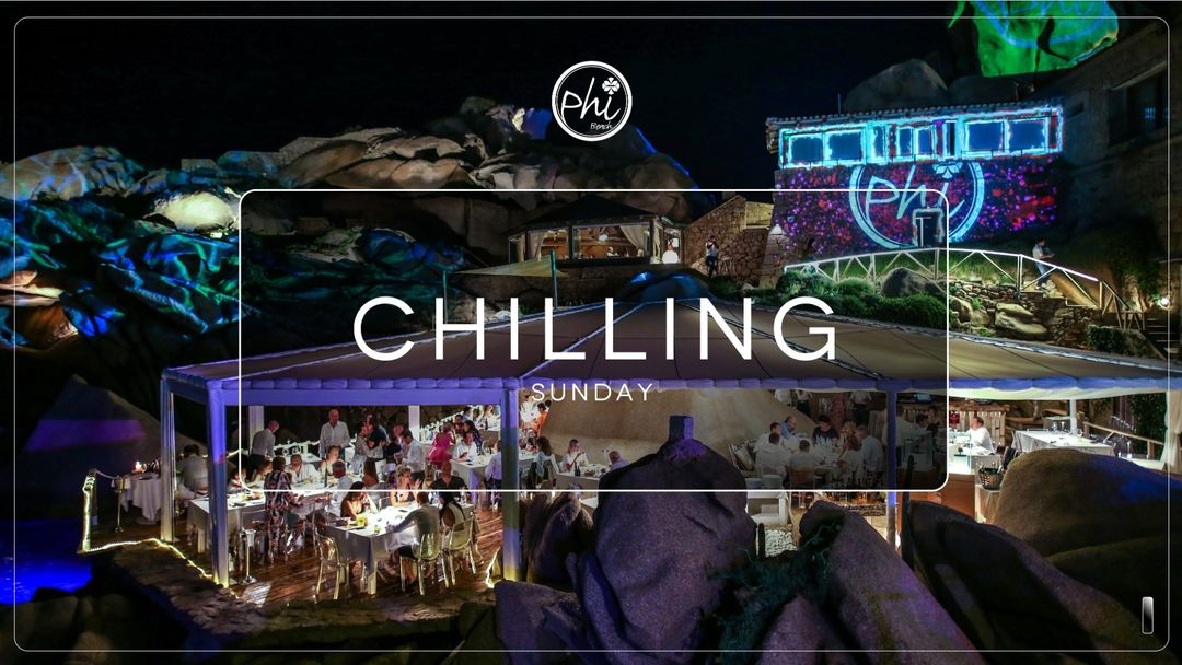 Chilling Sunday - June 20th event cover
