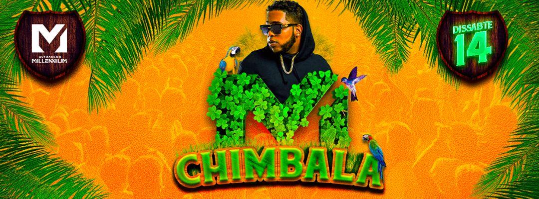Cartel del evento CHIMBALA