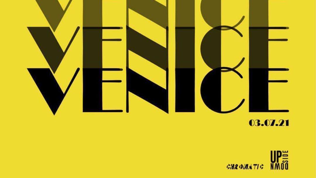 Cartel del evento Chromatic Club en Upside Down