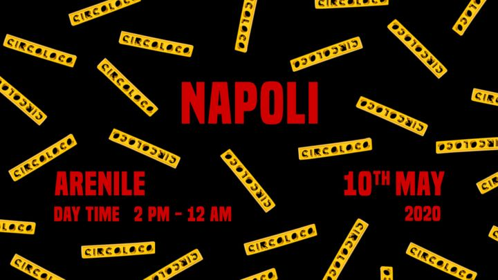 Cover for event: Circoloco Napoli