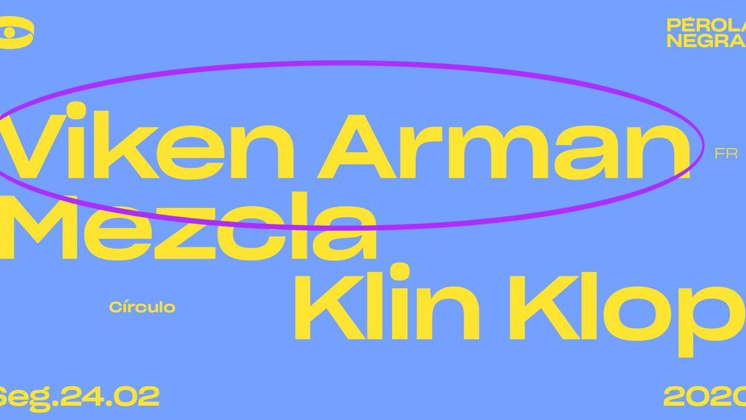 Círculo Carnaval :: Viken Arman event cover