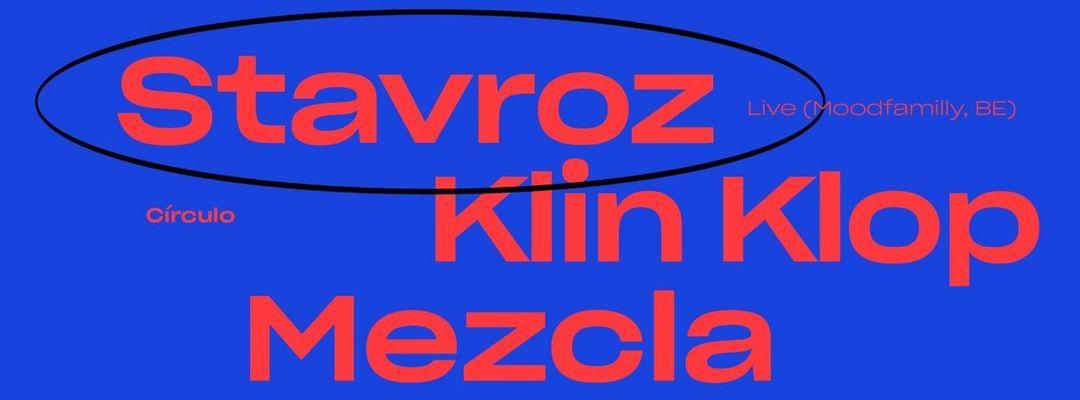 Círculo :: Stavroz LIVE event cover