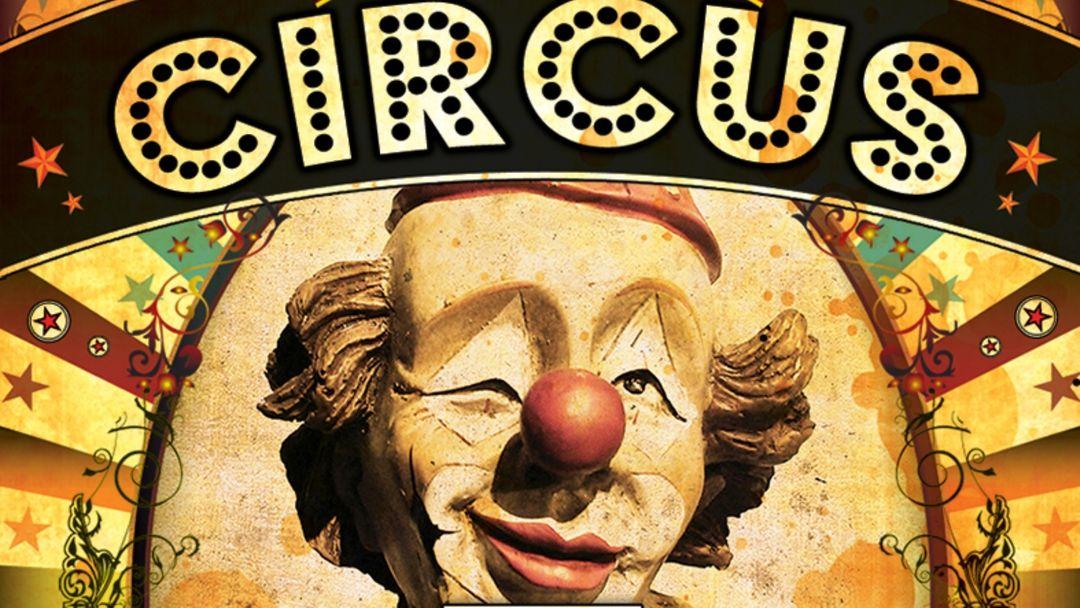 Circus | Every Friday-Eventplakat