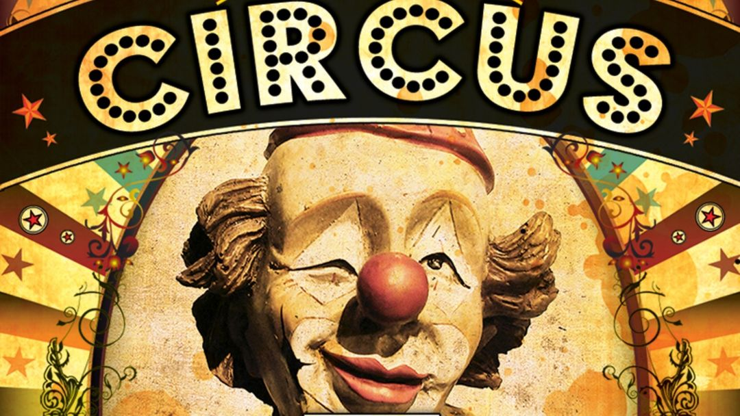Cartel del evento Circus | Every Friday