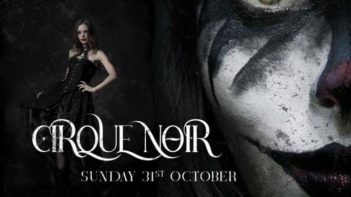 Cover for event: Cirque Noir - Halloween Night