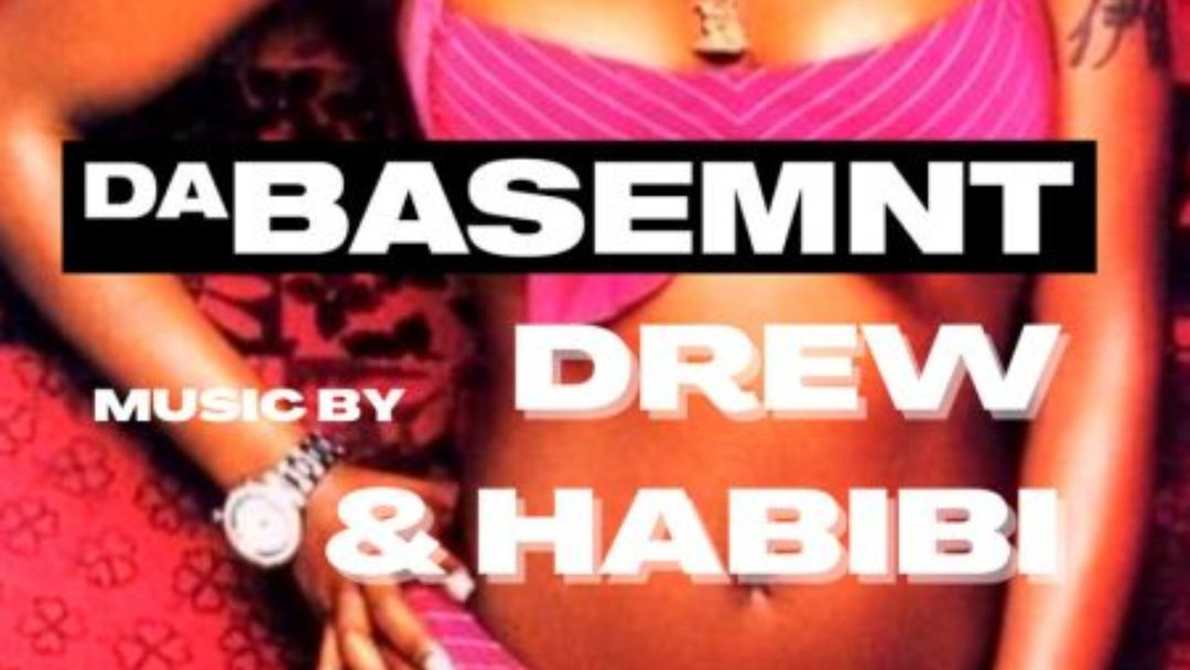 Clamores Dance Club w/ Dj Drew & Dj Habibi-Eventplakat