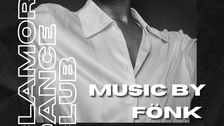 Cover for event: Clamores Dance Club w/ Dj Fönk