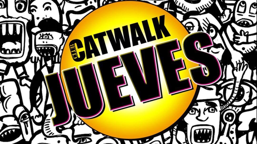 Club Catwalk | Jueves-Eventplakat
