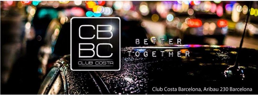 Couverture de l'événement Club Costa | Every Friday