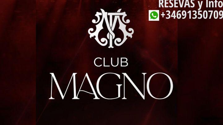 Cover for event: CLUB MAGNO ( Sabado 16 Octubre )