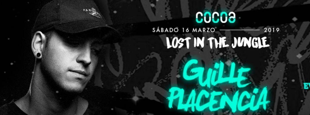 COCOA @ LOST IN THE JUNGLE event cover