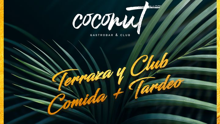 Cover for event: Coconut - Domingo