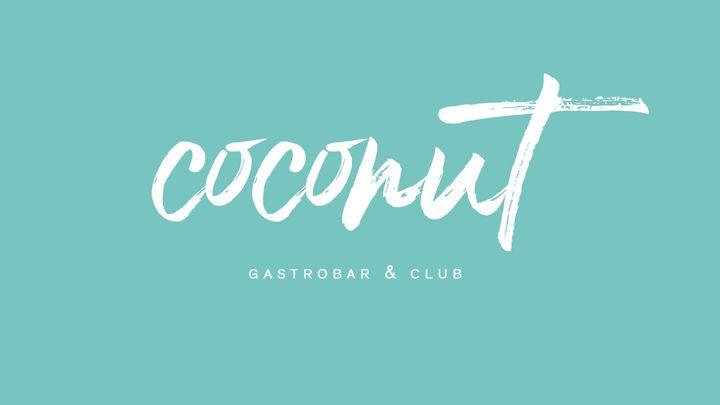 Cover for event: Coconut - Sábado