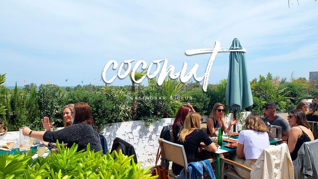 Couverture de l'événement Coconut - Astros de verano