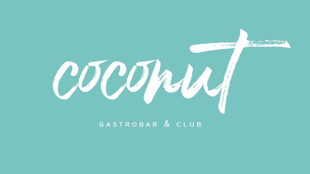 Coconut - Sábado event cover