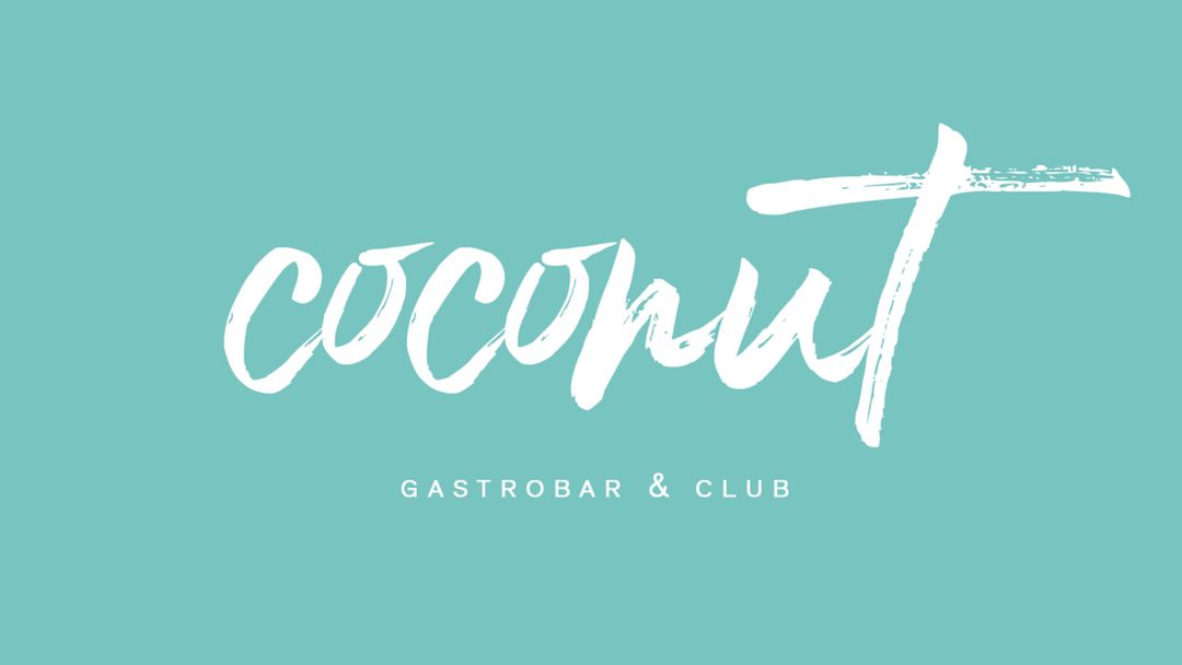 Coconut - Viernes event cover