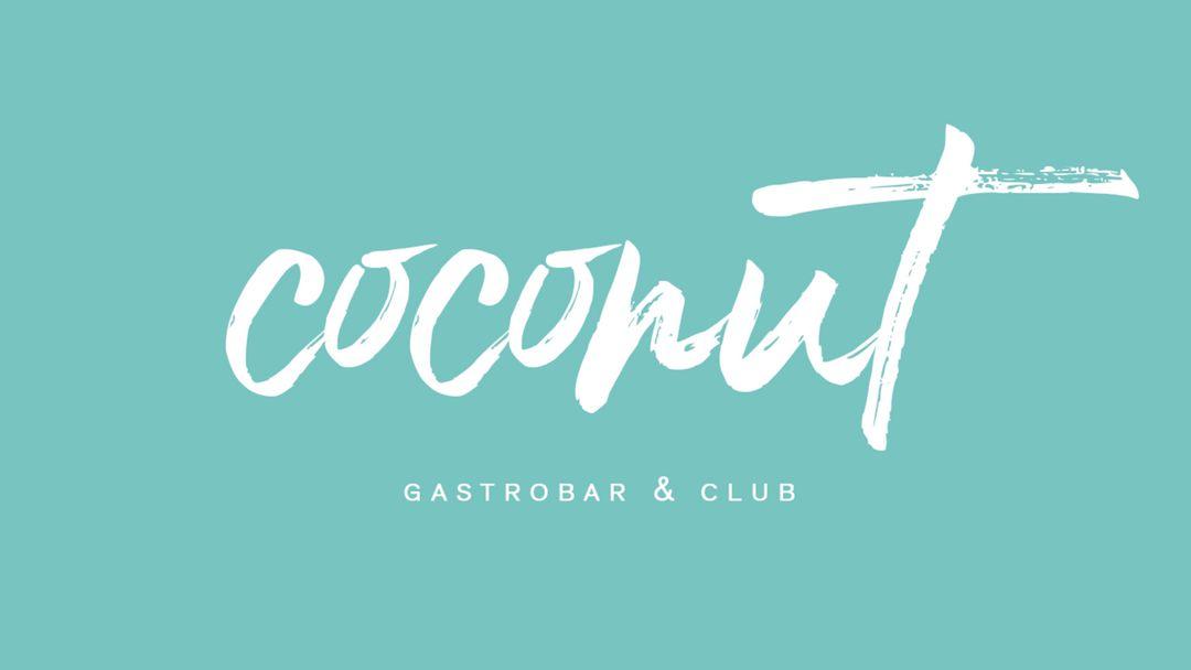 Copertina evento Coconut - Viernes