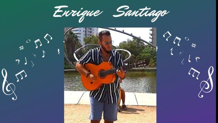 Cover for event: Concierto Enrique Santiago