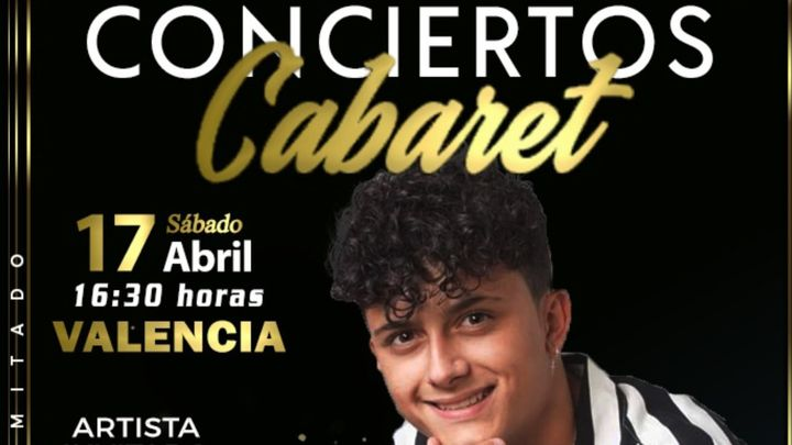 Cover for event: Conciertos Cabaret - Raúl El Balilla