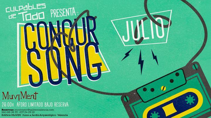 Cover for event: ConcurMix · Un quiz sobre música al aire libre