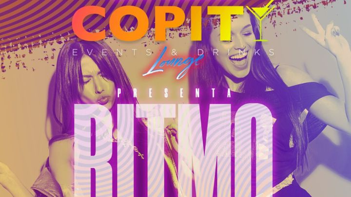 Cover for event: Copity RITMO