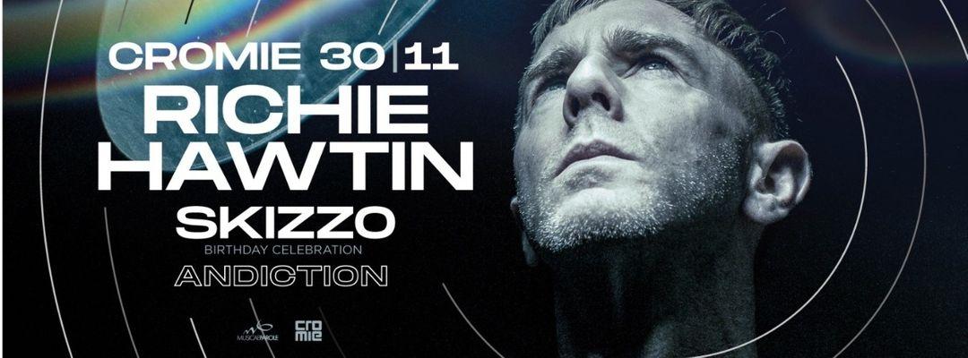 Cromie Disco w/ Richie Hawtin, Skizzo, Andiction event cover