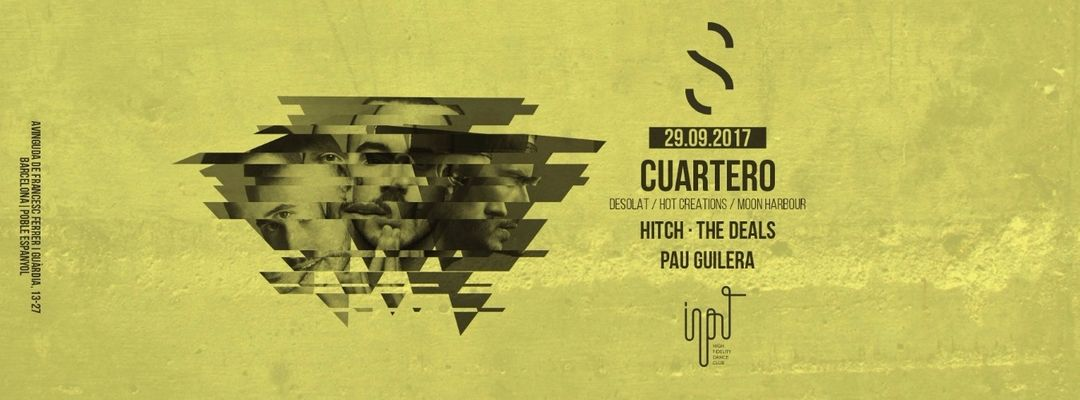 Cuartero presented by SWING event cover