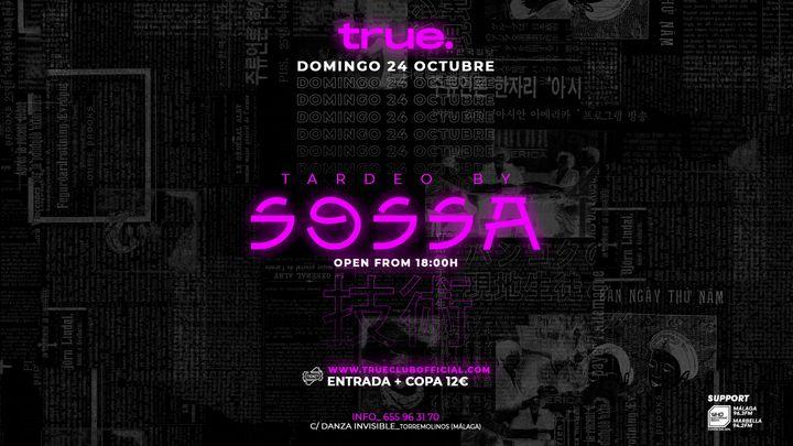 Cover for event: D/ SOSSA TARDEO