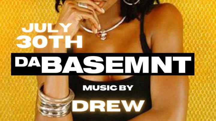 Cover for event: DaBasemnt w/ Dj Drew