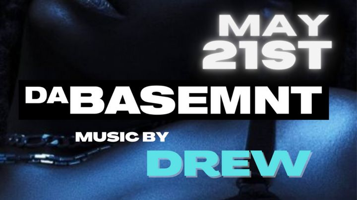Cover for event: DaBasemnt w/ Dj Drew