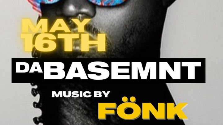Cover for event: DaBasemnt w/ Dj Fönk