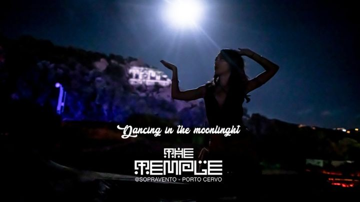 Cover for event: Dancing in The Moonlight