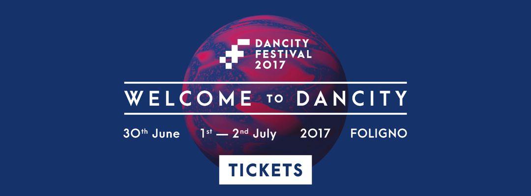 Copertina evento DANCITY FESTIVAL 2017