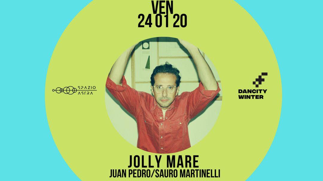 Cartel del evento Dancity Winter at Spazio Astra - Guest: JOLLY MARE