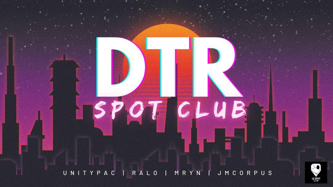 DANS TON ROUEN @ LE SPOT CLUB-Eventplakat