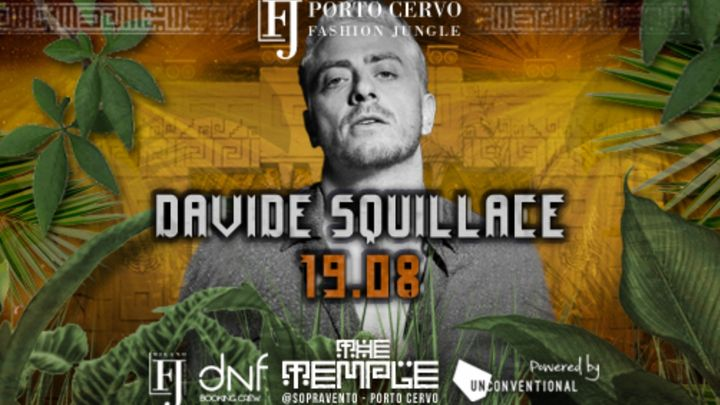 Cover for event: Davide Squillace - Porto Cervo Fashion Jungle