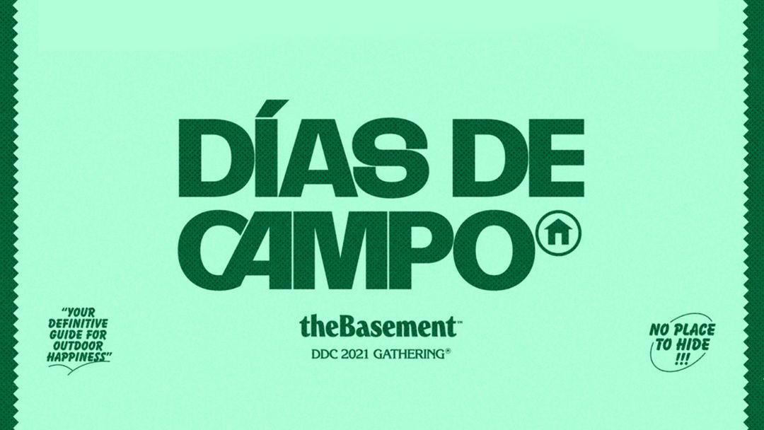 Días de Campo 2021 - Gathering event cover