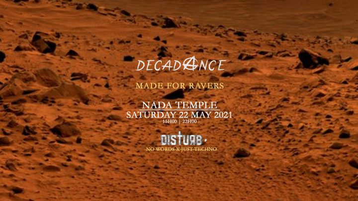 Cover for event: DECADANCE II
