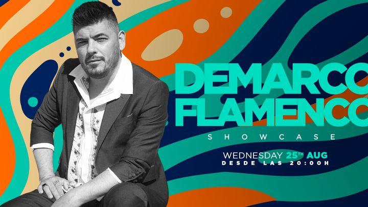 Cover for event: Demarco Flamenco