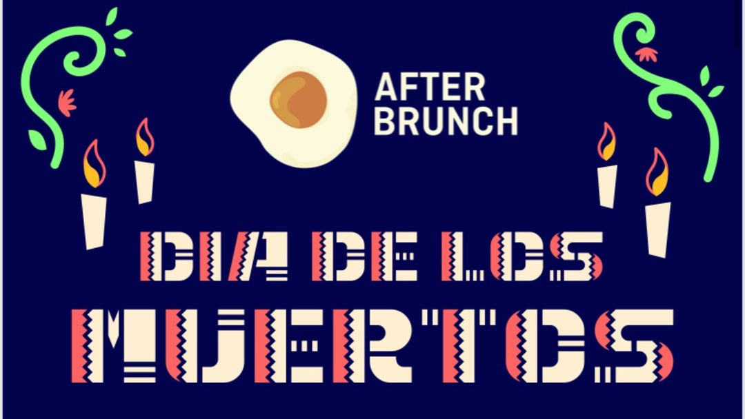DIA DE LOS MUERTOS event cover