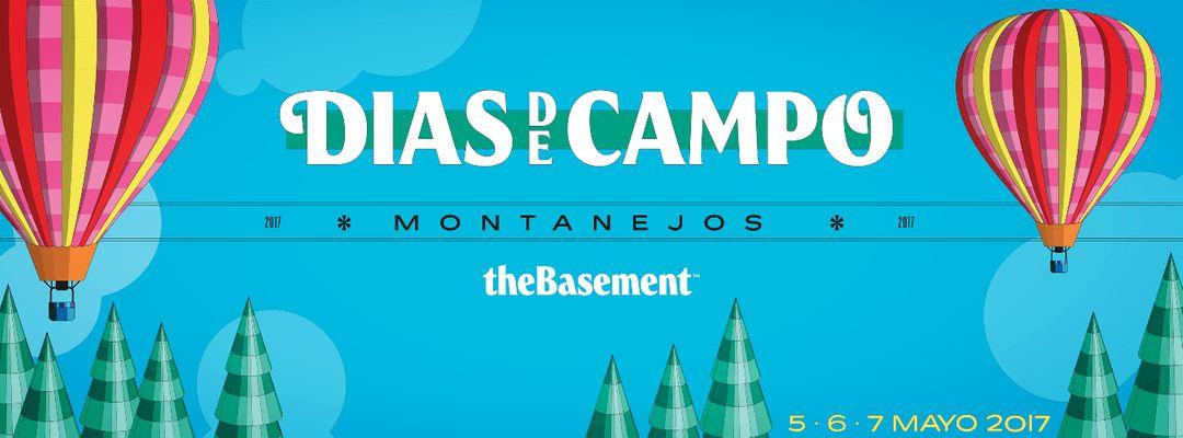 Couverture de l'événement Días de Campo - Montanejos 2017
