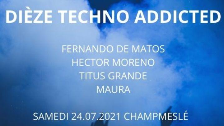 Cover for event: Dieze@Champmeslé 24 juillet 2021
