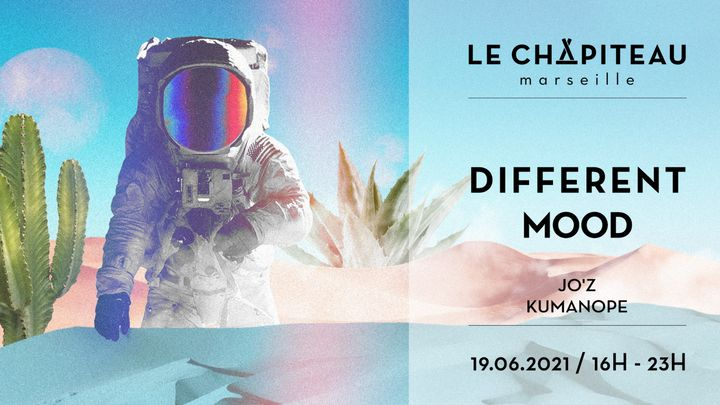 Cover for event: Different Mood - w/ Jo'Z et Kumanope